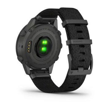 Chytre hodinky garmin marq commander senzor tepu