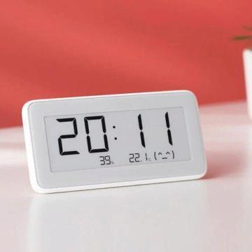 Chytrý ukazatel času teploty a vlhkosti