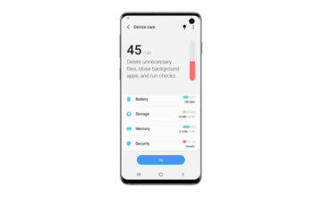 digital wellbeing samsung one