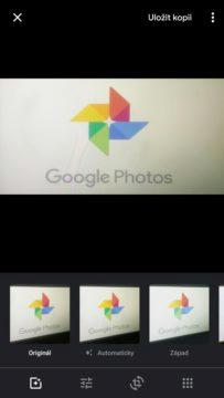 Fotky Google ořezávají s perspektivou výsledek