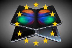galaxy fold evropa
