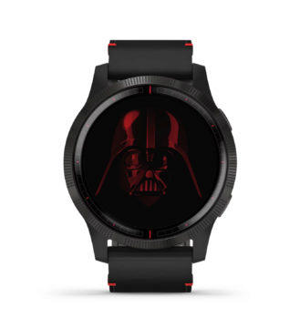 Garmin Darth Vader star wars hodinky