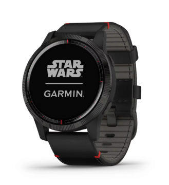 Garmin Darth Vader star wars hodinky design