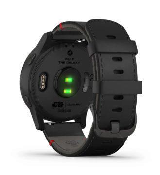 Garmin Darth Vader star wars hodinky senzory