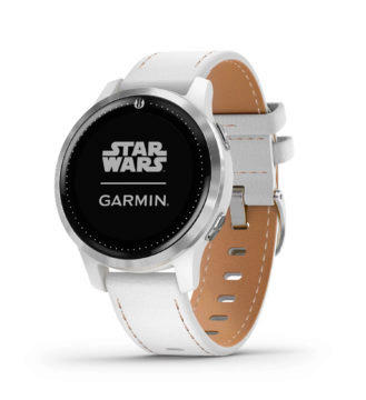 Garmin Rey Star Wars design