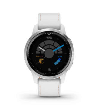 Garmin Rey Star Wars displej