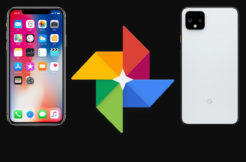 google fotky iphone pixel 4 úložiště