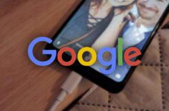 google nabíjení