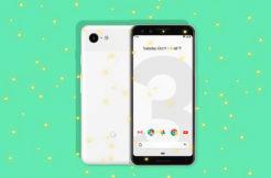 google pixel 3 režim focení noční oblohy