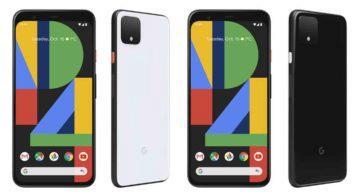 Google Pixel 4 specifikace
