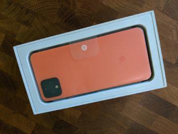 google pixel 4 svět androida