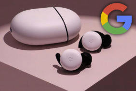 google bezdrátová sluchátka