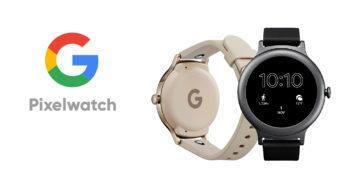 google pixel watch představení