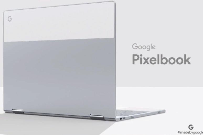 google pixelbooky