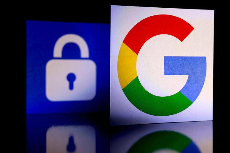 google soukromí