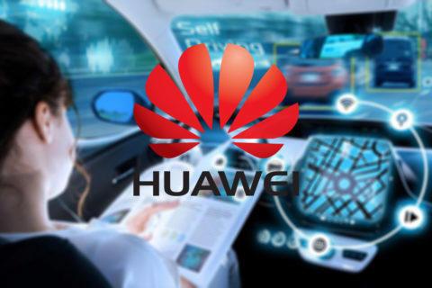 huawei apple google autonomní řízení autopilot