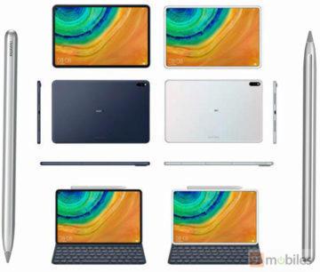 huawei mediapad 7 tablet render