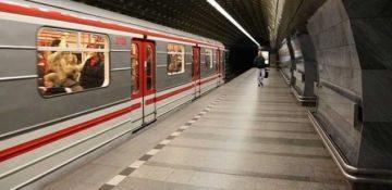 praha metro signal