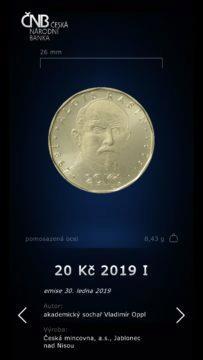 Jubilejní emise 2019