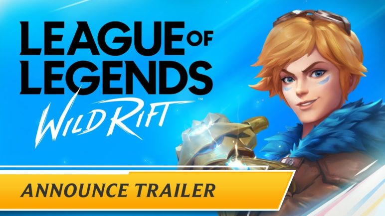 League of Legends: Wild Rift | Announce Trailer