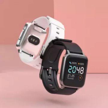 levné chytré hodinky Xiaomi