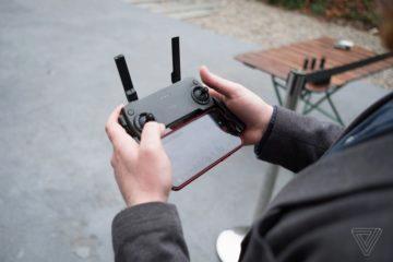 levný dron