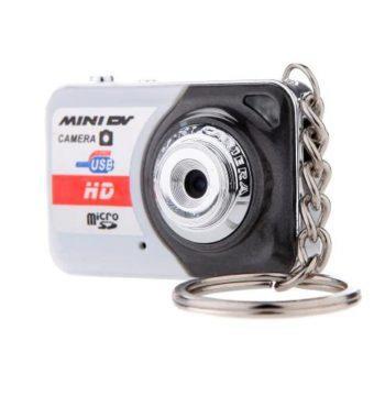 Malá kamera na klíče