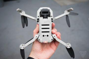 malý dron