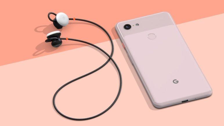 Meet Google Pixel Buds