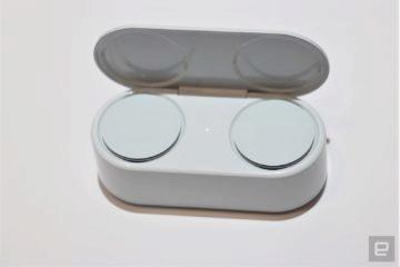 microsoft surface sluchátka