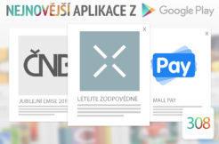 Nejnovější aplikace z Google Play #308: pomocník pro piloty dronů