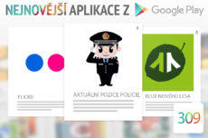 Nejnovější aplikace z Google Play #309: české dopravní informace