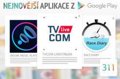 Nejnovější aplikace z Google Play #311: online sportovní přenosy zdarma