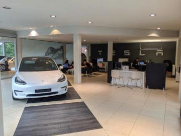 oficialni Tesla prodejna Ceska repubika