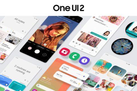One UI 2 novinky