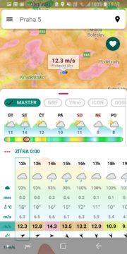 Počasí Meteo - jaké bude počasí?