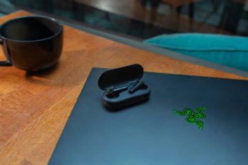 Razer Hammerhead True Wireless nabijeni