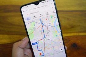 Google mapy hlasová navigace