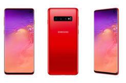 samsung galaxy s10 rendery model telefonu