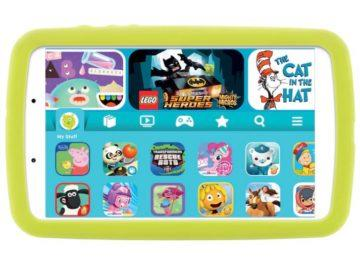 Samsung Galaxy Tab A Kids Edition front