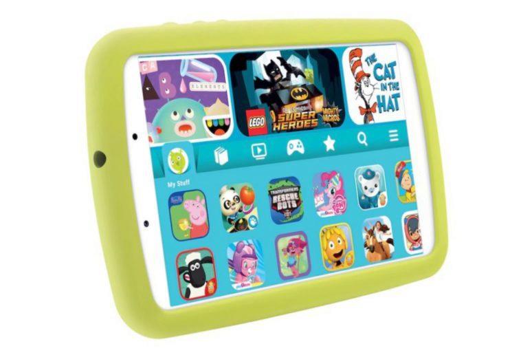 Samsung tablet pro děti