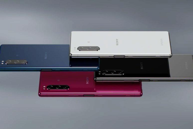 sony xperia 5 android 10