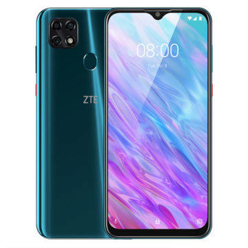 Telefon ZTE Blade 20 design