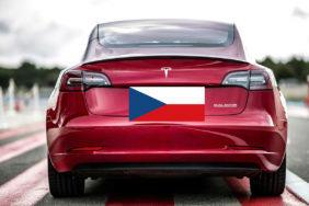 Tesla otevřela prodejnu v Praze