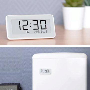 Xiaomi chytrý měřič teploty a vlhkosti