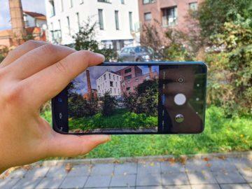 Xiaomi Mi 9T Pro focení