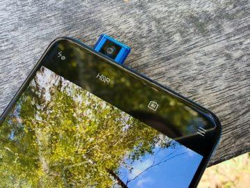 Xiaomi Mi 9T Pro selfie foto