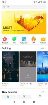 Xiaomi Mi 9T Pro témata
