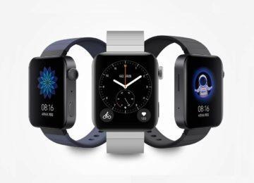 xiaomi mi watch hodinky