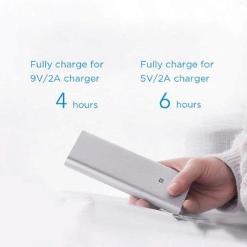 Xiaomi powerbank 10000 mah USB C